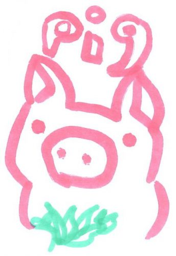 hitoha_cat_pig